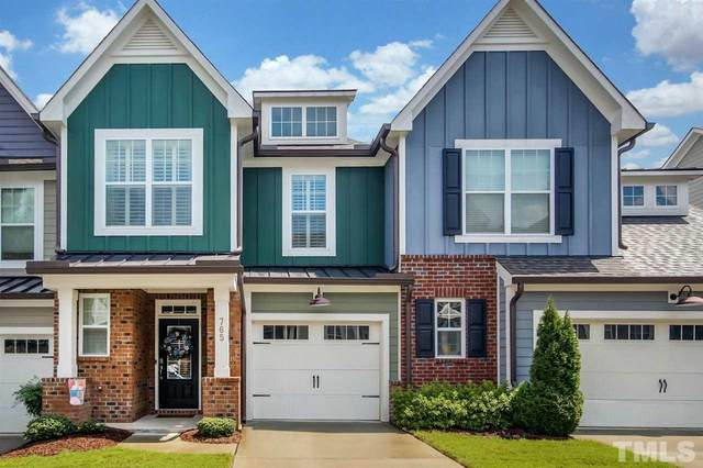 765 Fallon Grove Way, Raleigh, NC 27608 (#2338428) :: Bright Ideas Realty