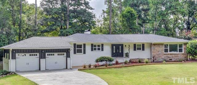 321 Sherrybrook Drive, Raleigh, NC 27610 (#2338580) :: Realty World Signature Properties