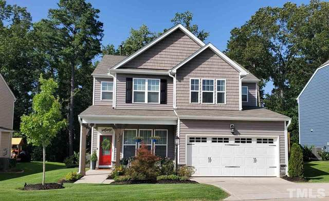 172 W Copenhaver Drive, Clayton, NC 27527 (#2338630) :: The Perry Group