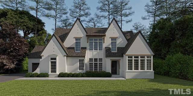 821 Shelley Road, Raleigh, NC 27609 (#2338841) :: Masha Halpern Boutique Real Estate Group
