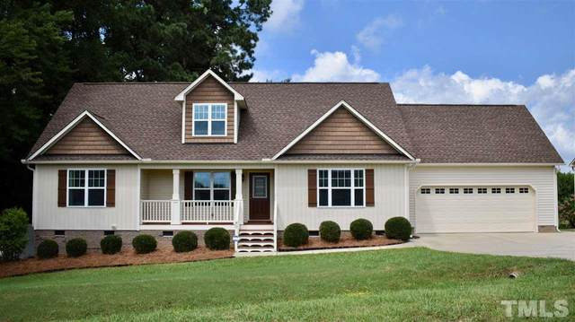 80 London Lane, Angier, NC 27501 (#2339257) :: Team Ruby Henderson
