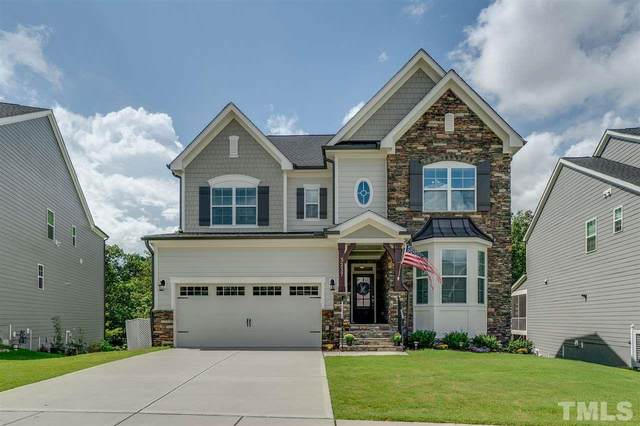 3237 Mountain Hill Drive, Wake Forest, NC 27587 (#2339327) :: M&J Realty Group