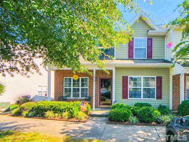 7810 Averette Field Drive, Raleigh, NC 27616 (#2339430) :: Triangle Just Listed