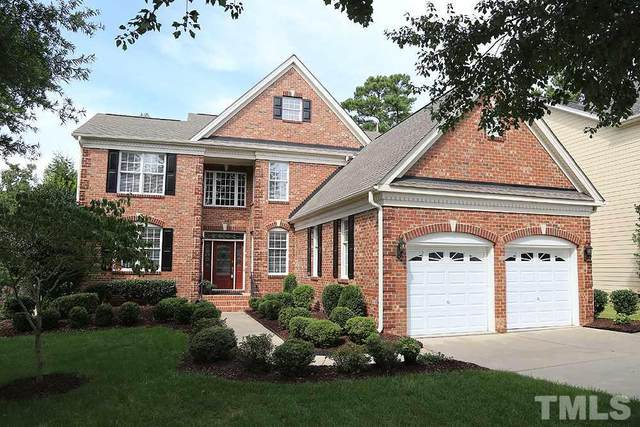 9609 Heathermill Lane, Raleigh, NC 27617 (#2339684) :: Saye Triangle Realty
