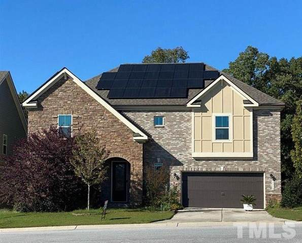 1310 Capstone Drive, Durham, NC 27713 (#2340031) :: M&J Realty Group