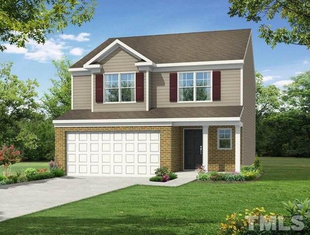 37 Combine Trail Lot 89, Benson, NC 27504 (#2340254) :: Bright Ideas Realty