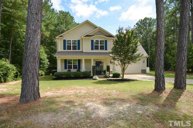 159 Tramway Circle, Angier, NC 27501 (#2340285) :: Triangle Top Choice Realty, LLC