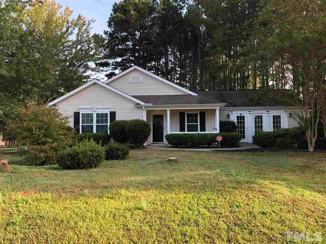 40 Holding Young Road, Youngsville, NC 27596 (#2340626) :: Realty World Signature Properties