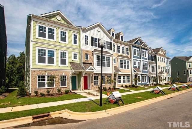 681 Grand Central Station #130, Apex, NC 27502 (#2340733) :: Raleigh Cary Realty
