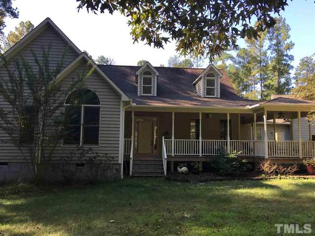 380 Eagle Point Road, Pittsboro, NC 27312 (#2340736) :: Bright Ideas Realty