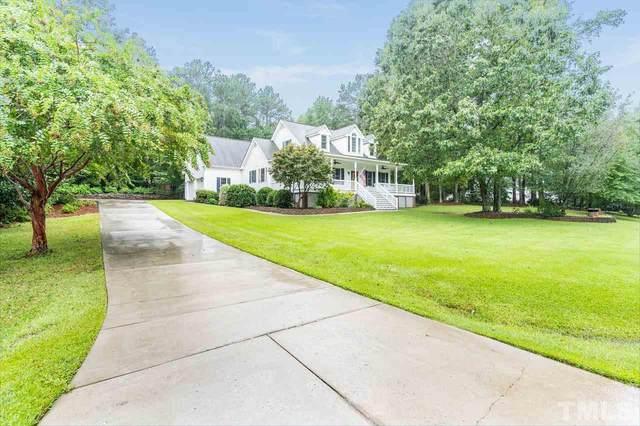 390 Ryans Lane, Clayton, NC 27520 (#2341093) :: Realty World Signature Properties