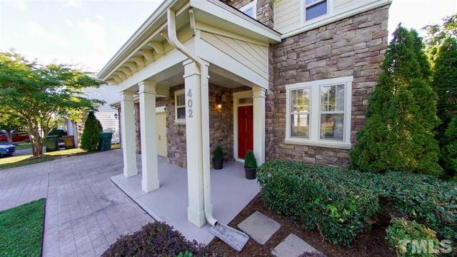 402 Otter Cliff Way, Cary, NC 27519 (#2341266) :: Saye Triangle Realty