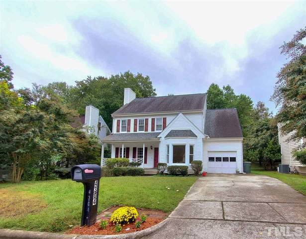 4304 Birmingham Way, Raleigh, NC 27604 (#2341362) :: Realty World Signature Properties