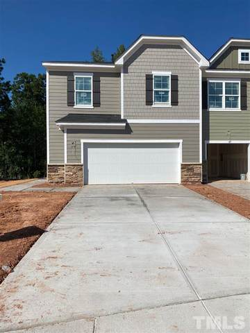 170 Hunston Drive #07, Holly Springs, NC 27540 (#2341445) :: Raleigh Cary Realty