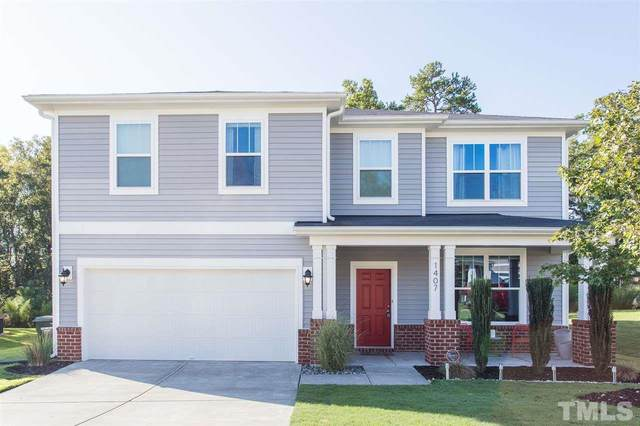 1407 Golden Eagle Drive, Durham, NC 27704 (#2341458) :: Marti Hampton Team brokered by eXp Realty
