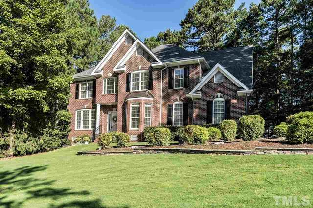 207 Chiselhurst Way, Cary, NC 27513 (#2341464) :: Spotlight Realty