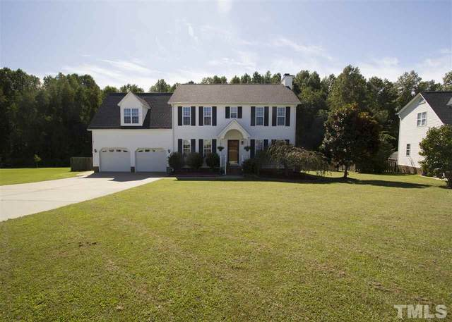 2126 Rowland Pond Drive, Willow Spring(s), NC 27592 (#2341689) :: The Rodney Carroll Team with Hometowne Realty