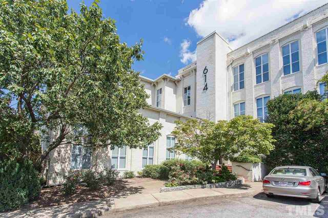 614 Capital Boulevard #212, Raleigh, NC 27603 (MLS #2341808) :: On Point Realty