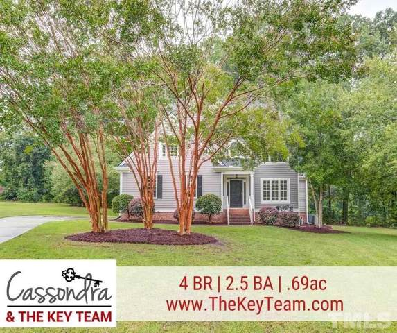 4737 Shady Greens Drive, Fuquay Varina, NC 27526 (#2341876) :: Saye Triangle Realty