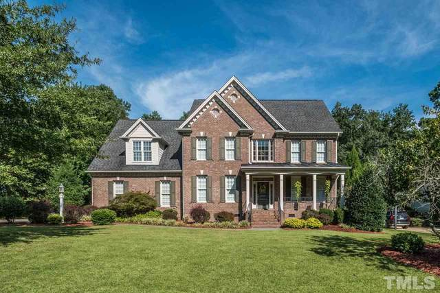 2416 Forestbluff Drive, Fuquay Varina, NC 27526 (#2341906) :: Raleigh Cary Realty