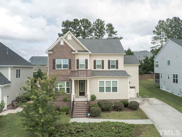 1116 Litchborough Way, Wake Forest, NC 27587 (#2342255) :: M&J Realty Group