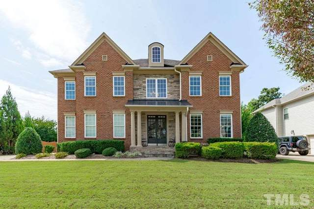 112 Harvestwood Drive, Apex, NC 27539 (#2342289) :: The Rodney Carroll Team with Hometowne Realty