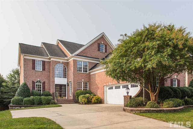 9704 Heathermill Lane, Raleigh, NC 27617 (#2342353) :: Saye Triangle Realty