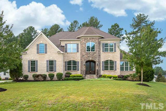 828 Keith Road, Wake Forest, NC 27587 (#2342357) :: Rachel Kendall Team