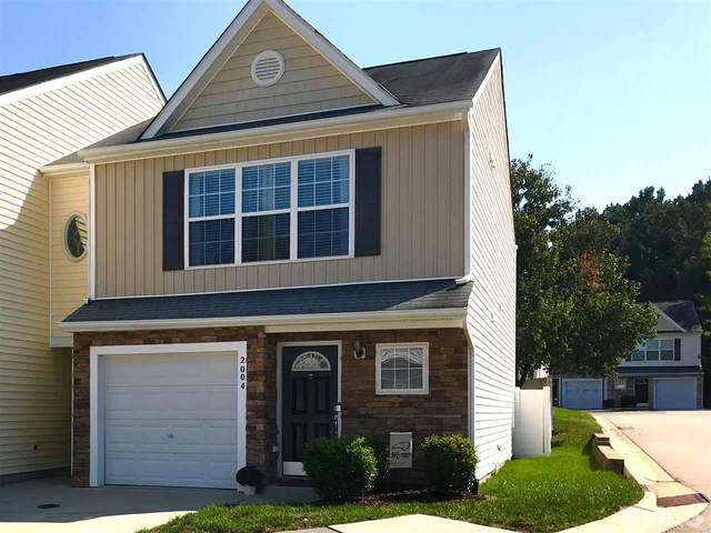 2004 Mirror Drive, Raleigh, NC 27610 (#2342418) :: Bright Ideas Realty