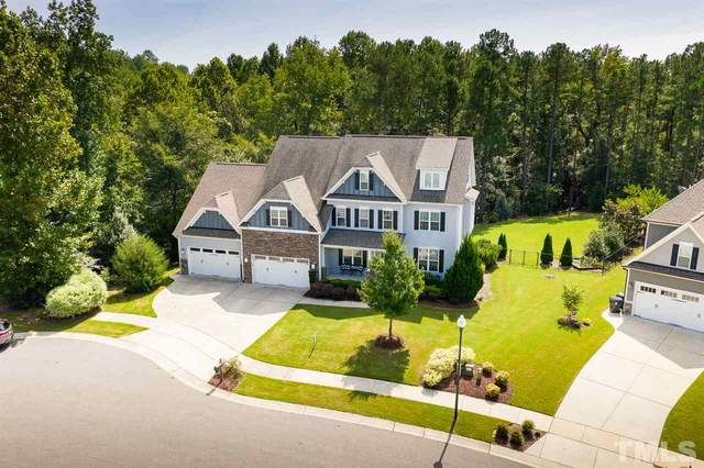 4308 Albino Deer Way, Wake Forest, NC 27587 (#2342419) :: Marti Hampton Team brokered by eXp Realty