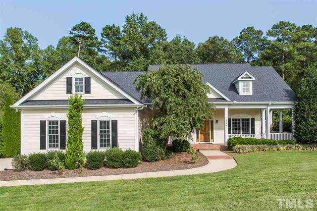 8444 Covington Ridge Road, Wake Forest, NC 27587 (#2342428) :: Raleigh Cary Realty