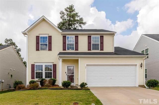 47 Plott Hound Drive, Clayton, NC 27520 (#2342437) :: Classic Carolina Realty