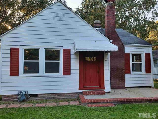 1410   Lot 35 E Cypress Street, Rocky Mount, NC 27801 (#2342458) :: Realty World Signature Properties