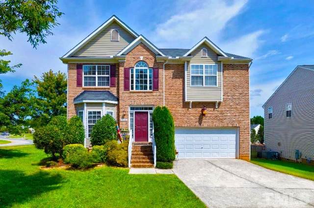 1108 Chamberwell Avenue, Wake Forest, NC 27587 (#2342464) :: Classic Carolina Realty