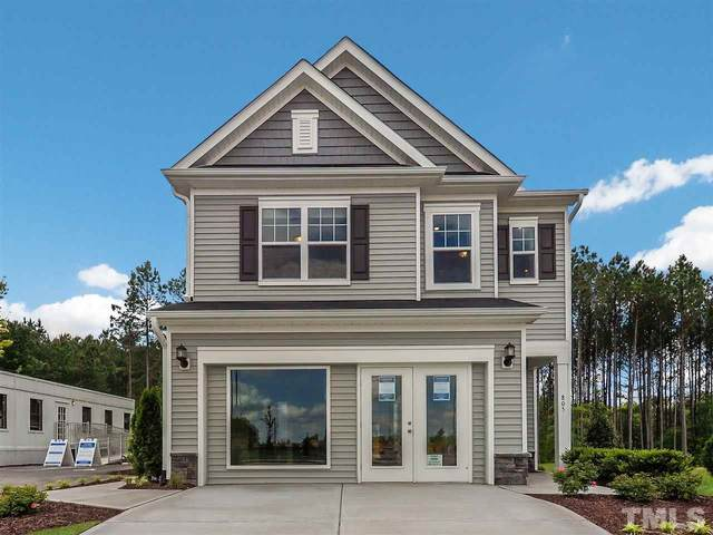 805 Holly Bluff Lane #2, Durham, NC 27713 (#2342511) :: Raleigh Cary Realty