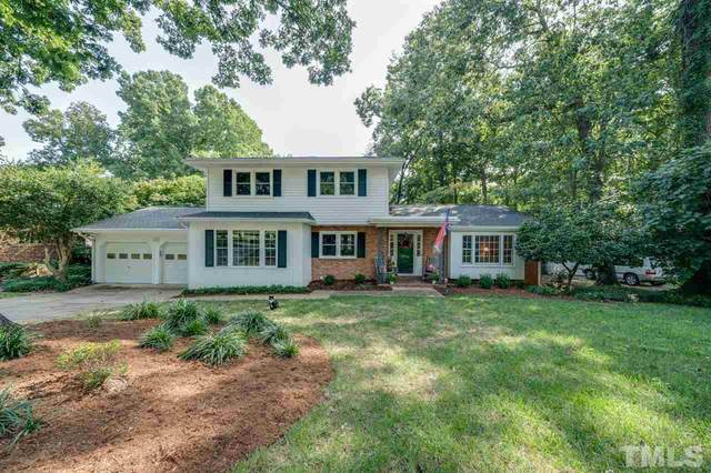 1108 Mayberry Place, Raleigh, NC 27609 (#2342522) :: Raleigh Cary Realty
