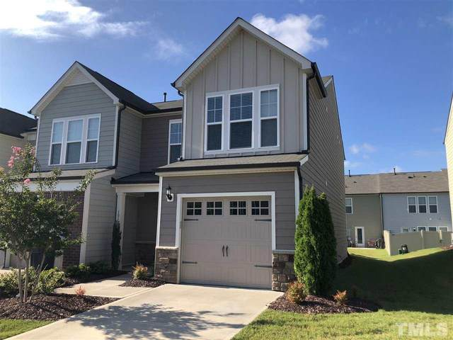 1017 Rocketcress Drive SW, Durham, NC 27713 (#2342630) :: Realty World Signature Properties