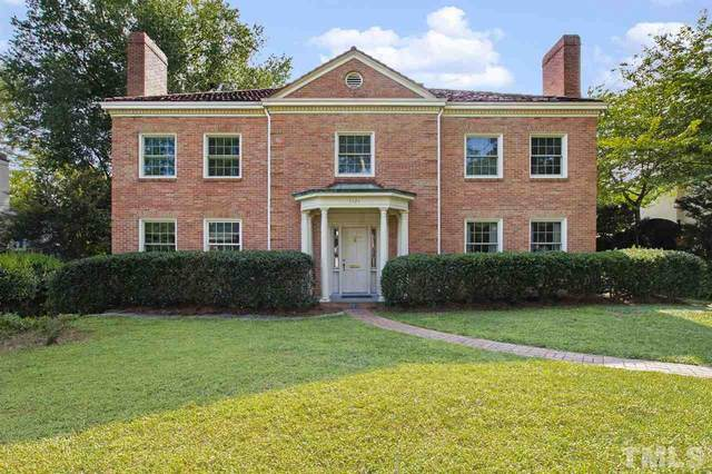 1121 Harvey Street, Raleigh, NC 27608 (#2342695) :: Realty World Signature Properties