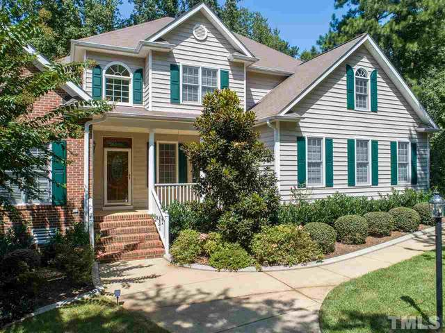 125 Flatrock Lane, Holly Springs, NC 27540 (#2342708) :: RE/MAX Real Estate Service