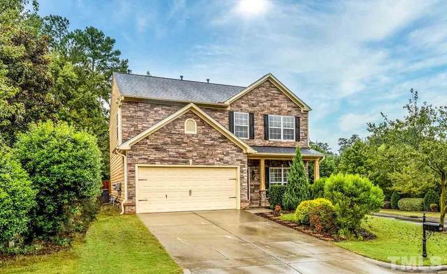 100 Minnifer Court, Apex, NC 27539 (#2342781) :: Marti Hampton Team brokered by eXp Realty