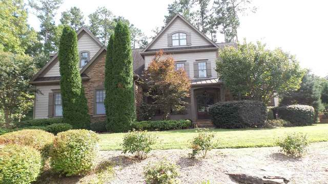 416 Westbury Drive, Chapel Hill, NC 27516 (#2342784) :: Raleigh Cary Realty