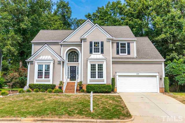 109 Strathburgh Lane, Cary, NC 27518 (#2342851) :: Triangle Just Listed