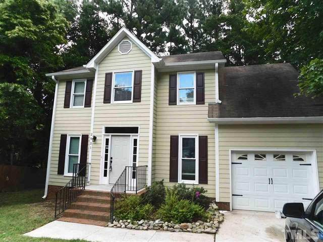 2821 Clerkenwell Way, Raleigh, NC 27603 (#2342901) :: Marti Hampton Team brokered by eXp Realty