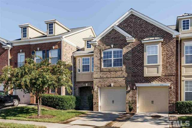 216 Longchamp Lane, Cary, NC 27519 (#2342917) :: Marti Hampton Team brokered by eXp Realty