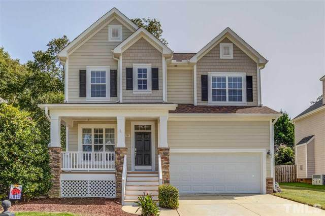 1121 Crystalwater Drive, Fuquay Varina, NC 27526 (#2342987) :: The Perry Group