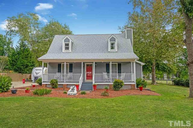 205 Lynnfield Lane, Garner, NC 27529 (#2342995) :: Realty World Signature Properties