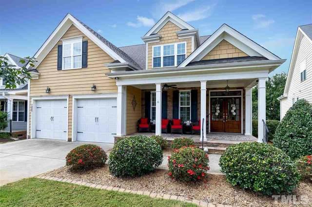 7320 Bedford Ridge Drive, Apex, NC 27539 (#2343010) :: Realty World Signature Properties
