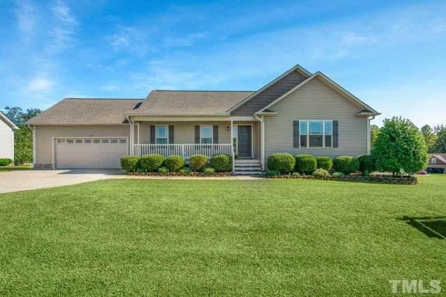107 Camden Drive, Angier, NC 27501 (#2343040) :: Bright Ideas Realty