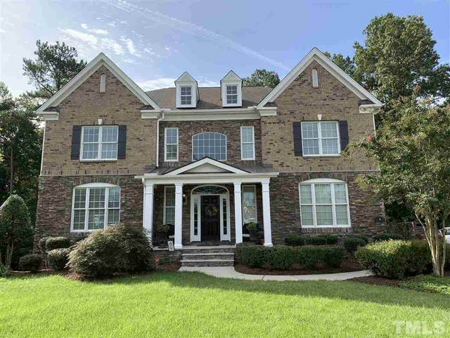 6 Misty Pond Court, Durham, NC 27713 (#2343106) :: The Perry Group