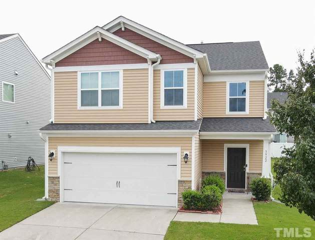 3922 Massey Run, Raleigh, NC 27616 (#2343184) :: Triangle Top Choice Realty, LLC